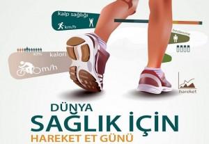 Dünya Sağlık İçin Hareket Et Günü