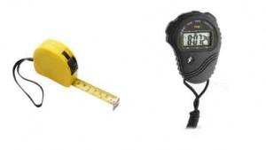 Metre ve Kronometre