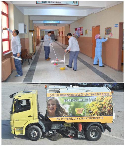 Çevremizdeki Temizlik İşçileri