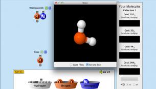 Molekül Modeli Oluşturma Simülasyonları