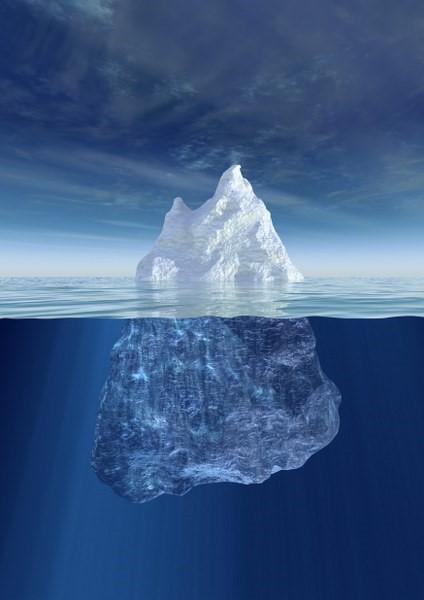 Okyanuslarda Buz Dağları Batmaz