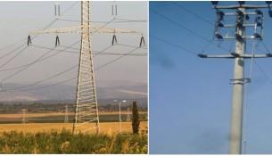 Kışın ve Yazın Genleşme-Büzülme Etkisiyle Elektrik Telleri