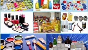 Kimya Endüstrisi Ürünleri