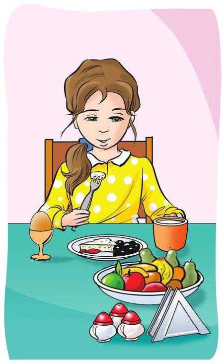 Sağlıklı yaşam İçin Düzenli Beslenmeliyiz