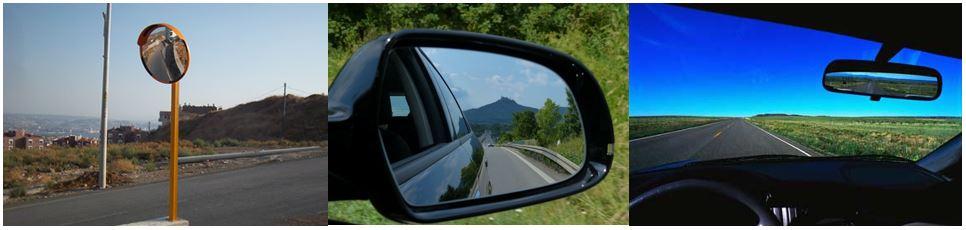 Tümsek Aynaların Kullanım Alanları