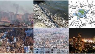 İnsan Kaynaklı Çevre Kirliliği Çeşitleri