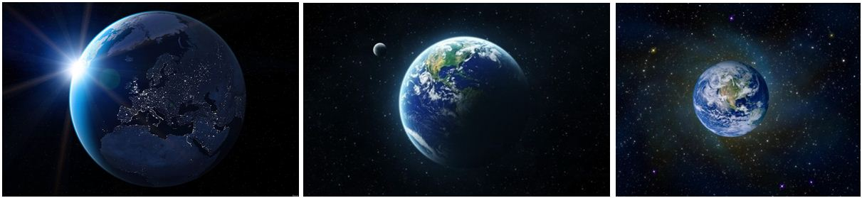 Dünya'nın Şekli