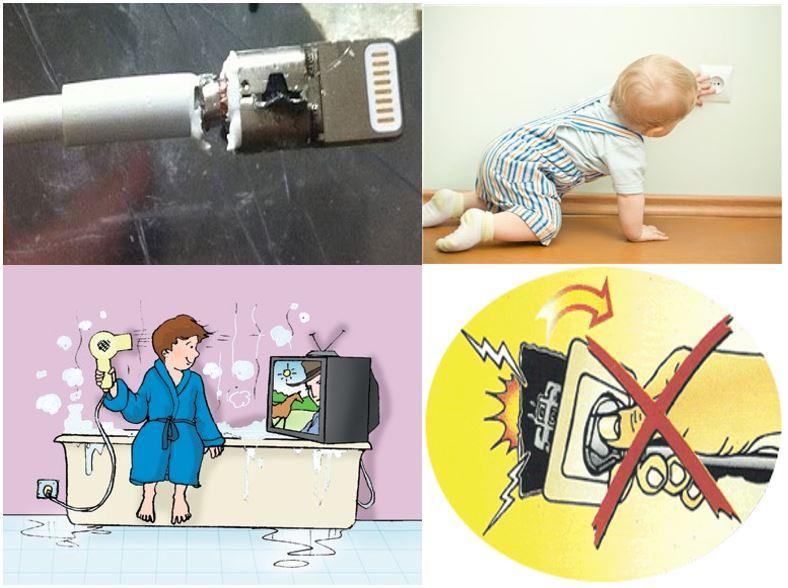 Elektriğin Güvenli Kullanımı