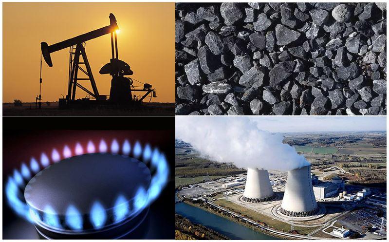 Yenilenemez Enerji Kaynakları