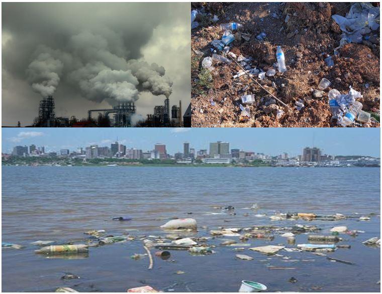 Çevresel sorunlar - su kirliliği. Su kirliliği kaynakları. Dünya okyanus sularının kirlenmesi sorunu
