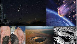 Meteor ve Göktaşı Çukurları