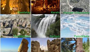 Türkiye'deki Doğal Anıtlar