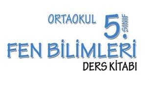 5. Sınıf Fen Bilimleri Ders Kitabı - Bilim ve Kültür Yayınları