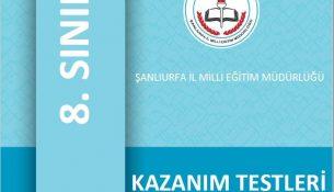 Şanlıurfa İl Milli Eğitim Müdürlüğü 2016-2017 Kazanım Testleri